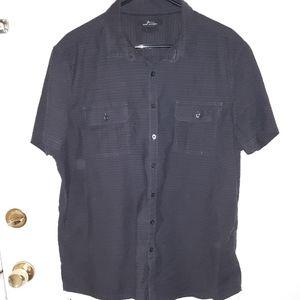 Marc Anthony button shirt (BXD10)